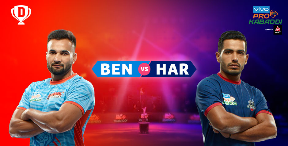 Bengal Warriors vs Haryana Steelers