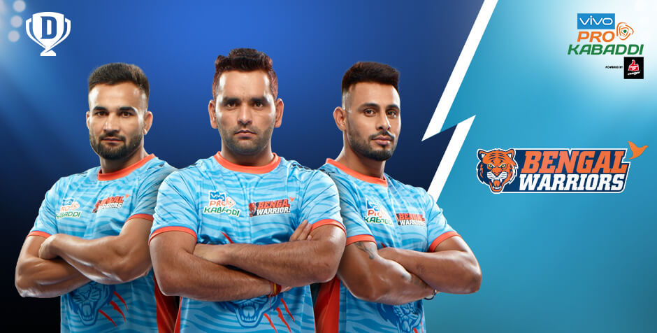 Image result for bengal warriors