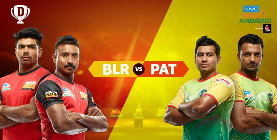 Bengaluru Bulls vs Patna Pirates