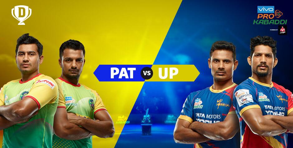 Patna Pirates vs UP Yoddha