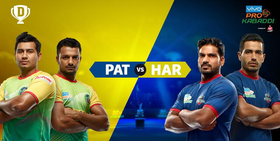 Patna pirates vs Haryana steelers