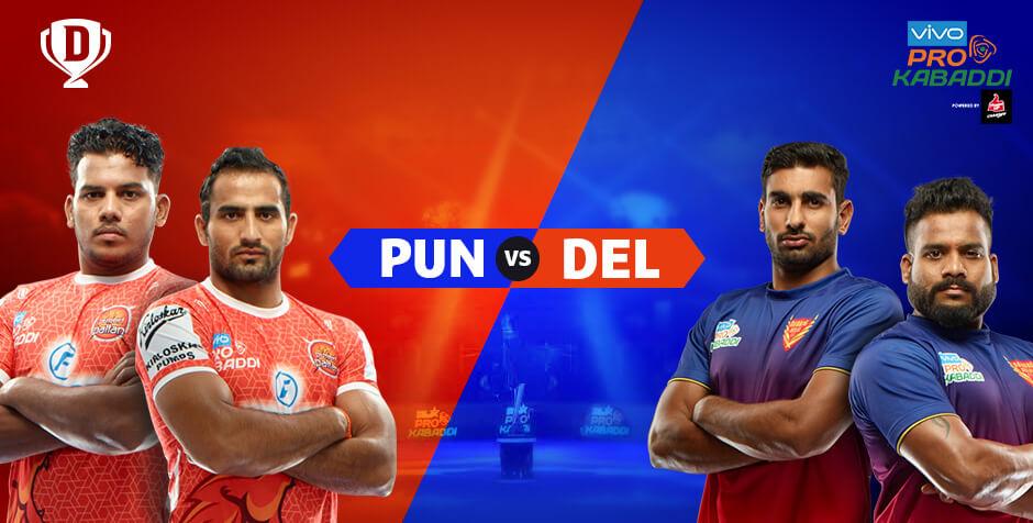 Puneri Paltan vs Dabang Delhi