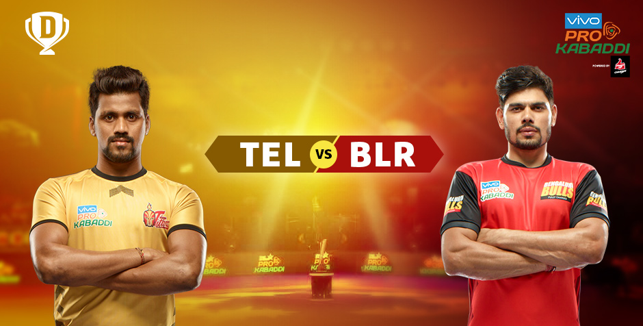 TELUGU TITANS VS BENGAL WARRIORS