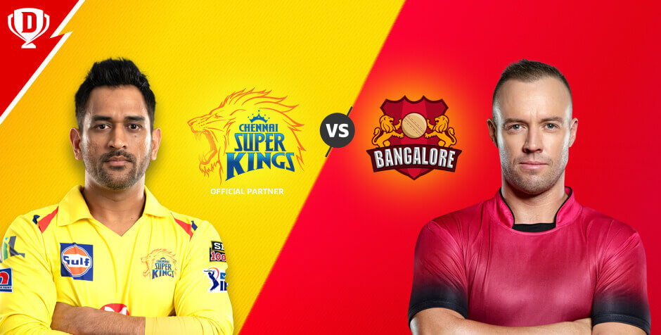 Csk Vs Rcb Head To Head Ipl Stats Records Results Facts Dream11