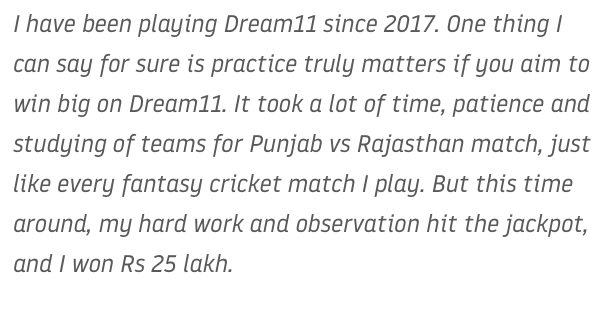 Play Fantasy Cricket & Fantasy Leagues Online - DREAM11 Official